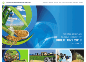 Sasugarindustrydirectory.co.za thumbnail