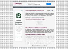 Sat.testfrenzy.com thumbnail