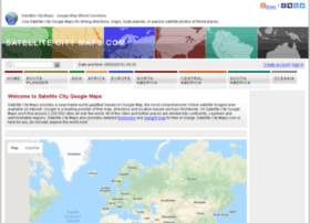 Satellitecitymaps.com thumbnail