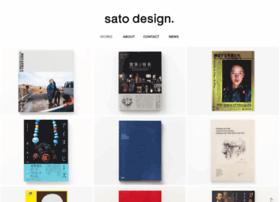 Sato-design.jp thumbnail