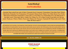 Satta-matkaji.in thumbnail