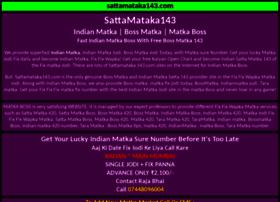 Sattamataka143.com thumbnail