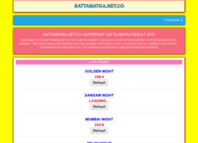 Sattamatka.net.co thumbnail