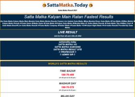 Sattamatka.today thumbnail
