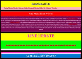 Sattamatka151.in thumbnail