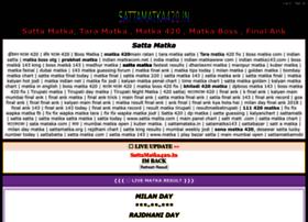 Sattamatka420.in thumbnail
