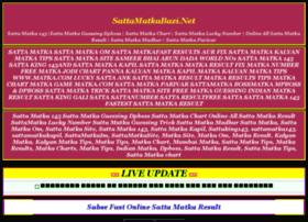 Sattamatkabazi.net thumbnail