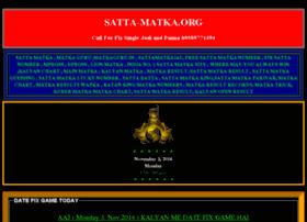 Sattamatkafixjodi.net thumbnail