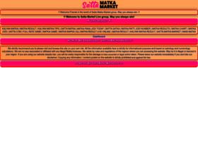 Sattamatkamarket.co.in thumbnail