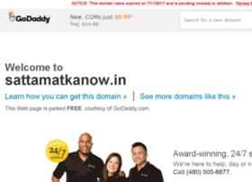 Sattamatkanow.in thumbnail