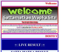 Sattamatkao.wapka.site thumbnail
