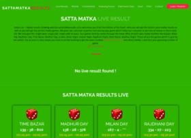 Sattamatkaresults.co.in thumbnail