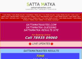 Sattamatkasites.com thumbnail