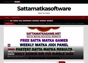 Sattamatkasoftware.com thumbnail
