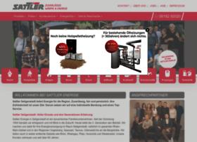 Sattler-energie.de thumbnail