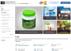 Satyamhealthcare.co.in thumbnail
