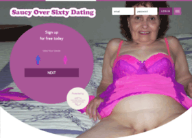 Saucyoversixtydating.co.uk thumbnail