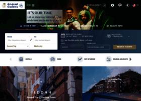 Saudia.com thumbnail