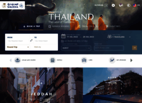 Saudiairlines.com thumbnail