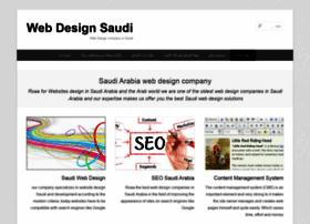 Saudiwebdesign.org thumbnail