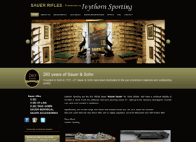 Sauerrifles.co.uk thumbnail
