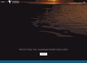 Savannahriverkeeper.org thumbnail