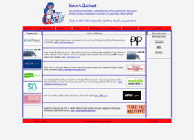 Saveaquid.net thumbnail