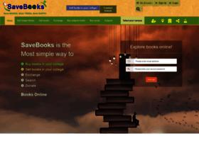 Savebooks.in thumbnail