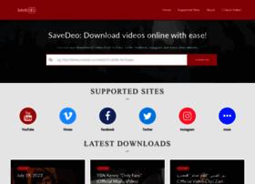 Savedeo.site thumbnail