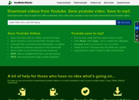 Savemedia.website thumbnail