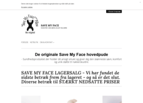 Savemyface.dk thumbnail