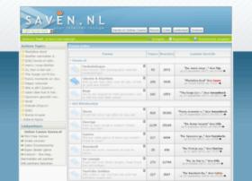 Saven.nl thumbnail