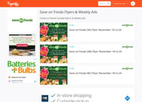 Saveonfoods.flyerify.com thumbnail