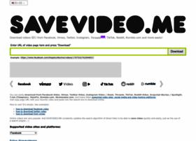 Savevideo.me thumbnail