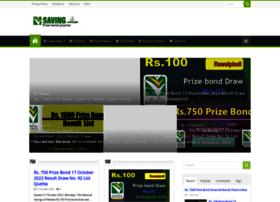 Saving.com.pk thumbnail