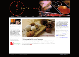 Savoryjapan.com thumbnail