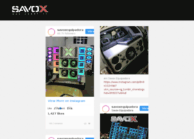 Savox.com.br thumbnail