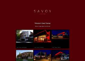 Savoycinemas.co.uk thumbnail