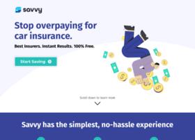Savvy.insure thumbnail