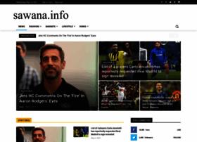 Sawana.info thumbnail
