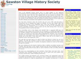 Sawstonhistory.org.uk thumbnail