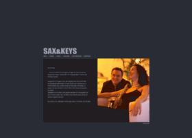 Saxandkeys.de thumbnail