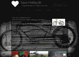 Saxo-hobby.de thumbnail