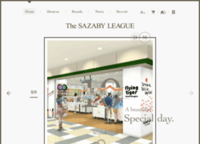 Sazaby-league.co.jp thumbnail