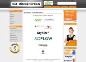 Sb-electronics.de thumbnail