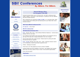 Sbi-conferences.com thumbnail