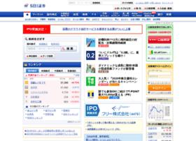 Sbisec.co.jp thumbnail