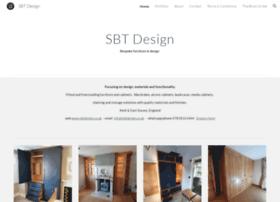 Sbtdesign.co.uk thumbnail
