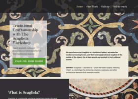 Scagliola.co.uk thumbnail