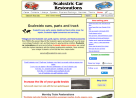 Scalextric-car.co.uk thumbnail